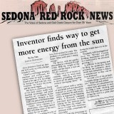 Sedona Red Rock News – Inventor finds way…