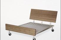 Aluminum Bed Frame