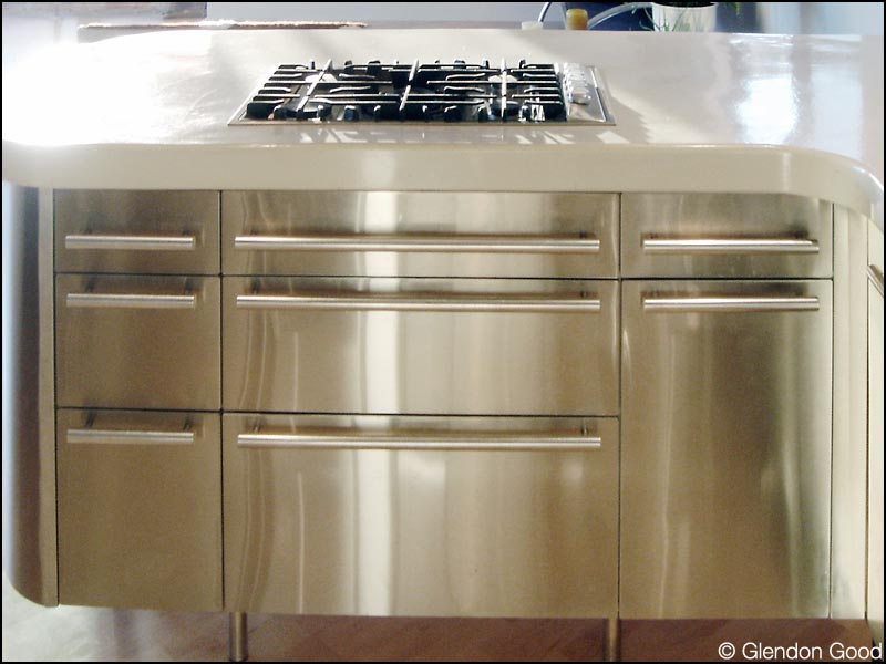 kitchen cabinets – stainless | glendon good