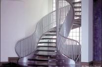 Curving Aluminum Handrail