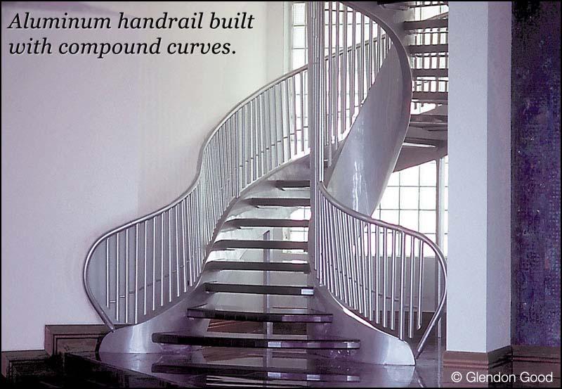 handrail.curving.aluminum