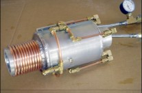 Automotive Heat-Exchanger Generator