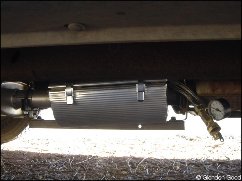 Automotive Heat-Exchanger Generator | Glendon Good