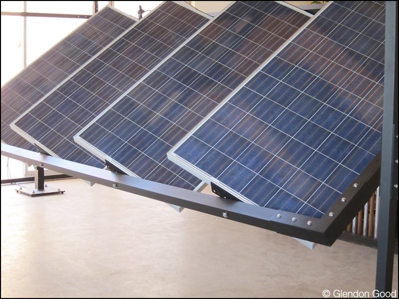 Solar Tracking Systems Glendon Good
