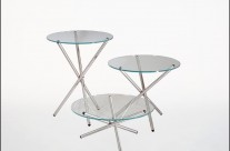 Glass & Aluminum Tables