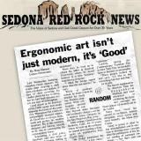 Sedona Red Rock News – Ergonomic Art