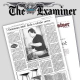 San Francisco Examiner – 'Aluminum Artist'