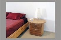 Bamboo Nightstand