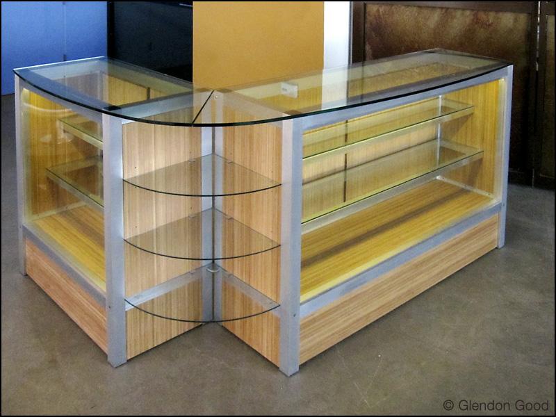 Sales Amp Display Cabinet Glendon Good