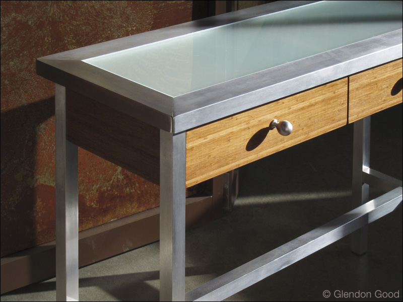 Contemporary Entry Table