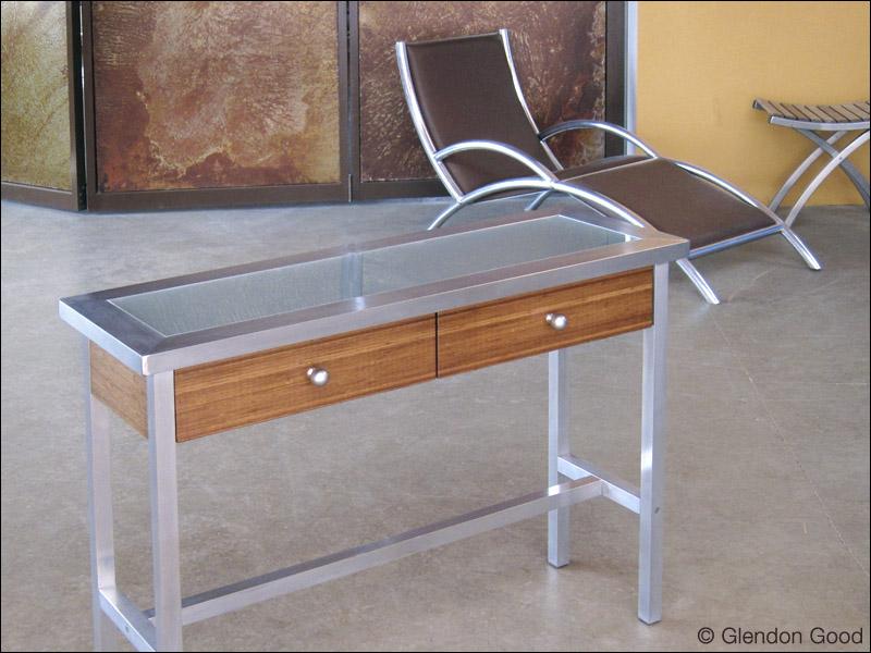 Unique Contemporary Entry Table For Ideas