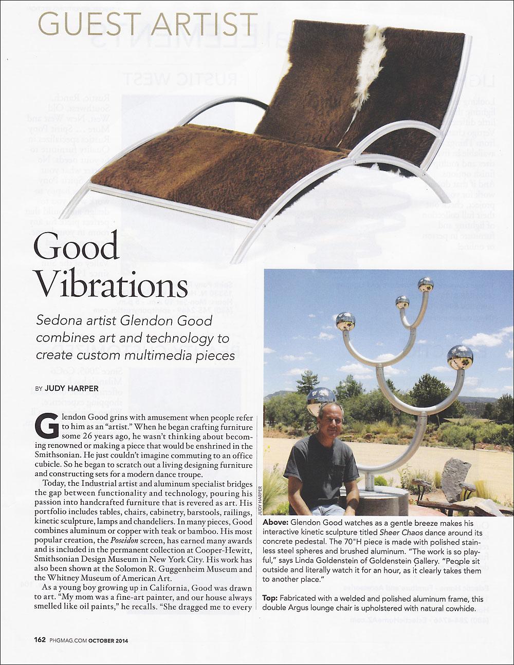 Glendon Good Sedona