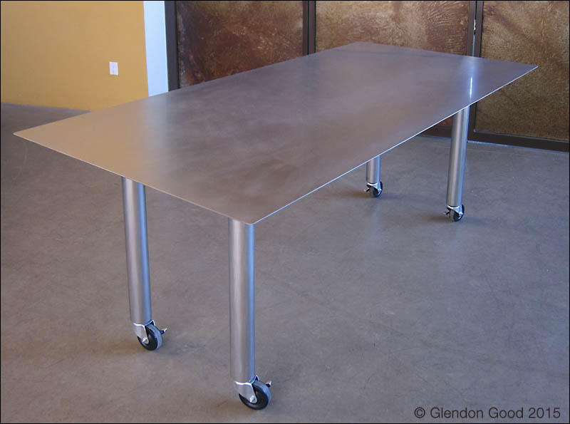 Stainless Steel Table 3