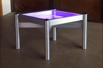 LED Lighted Table